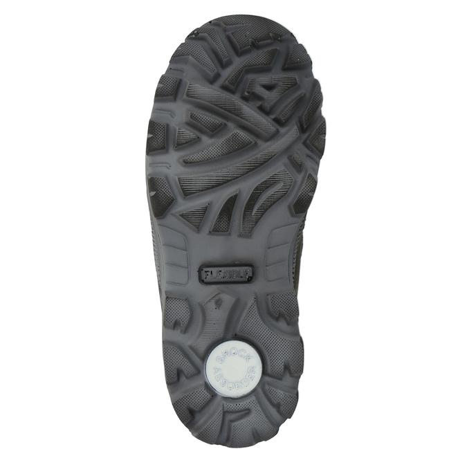 Dětská zimní obuv na suché zipy mini-b, hnědá, 499-3103 - 26