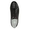 Ležérní kožené tenisky bata, černá, 844-6629 - 19
