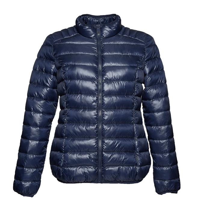 Módní dámská bunda bata, modrá, 979-9637 - 13