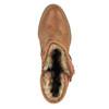 Kotníčkové kozačky ve Western stylu se zateplením bata, 2020-699-4603 - 19