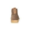Pánské kožené chukka boots weinbrenner, hnědá, 846-4629 - 17