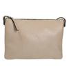 Béžová kožená Crossbody kabelka bata, béžová, 964-8212 - 19