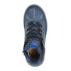 Dětská kotníčková obuv se zateplením mini-b, modrá, 491-9651 - 19