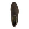 Kožená pánská Chelsea obuv rockport, hnědá, 893-4010 - 19