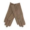 Dámské rukavice s knoflíčky bata, hnědá, 909-3405 - 13