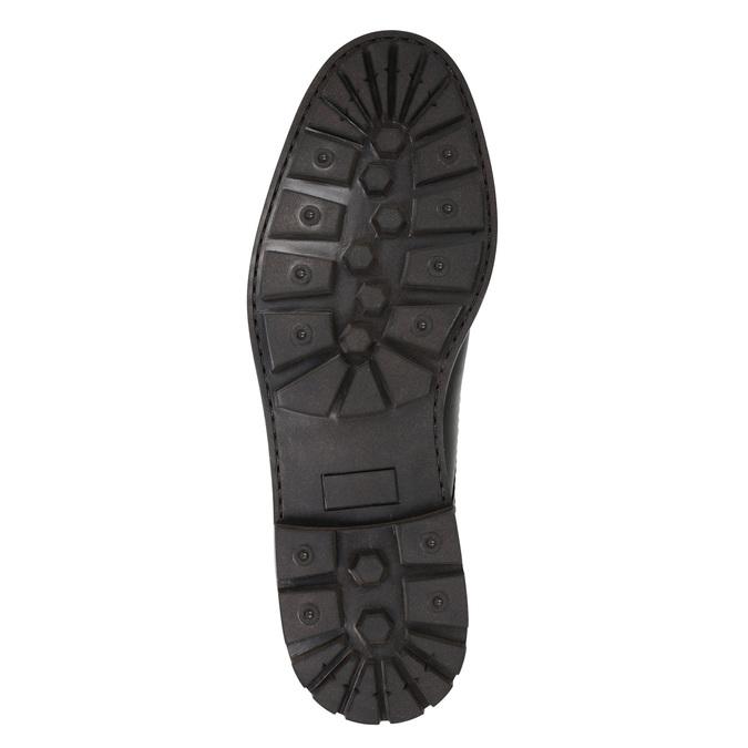 Kožená zimní obuv bata, černá, 894-6642 - 17