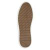 Pánské kotníčkové tenisky bata, hnědá, 846-3615 - 26