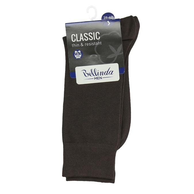 Klasické pánské ponožky bellinda, hnědá, 919-4666 - 13