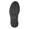 Kožená pánská kotníčková obuv weinbrenner, šedá, 896-2107 - 26