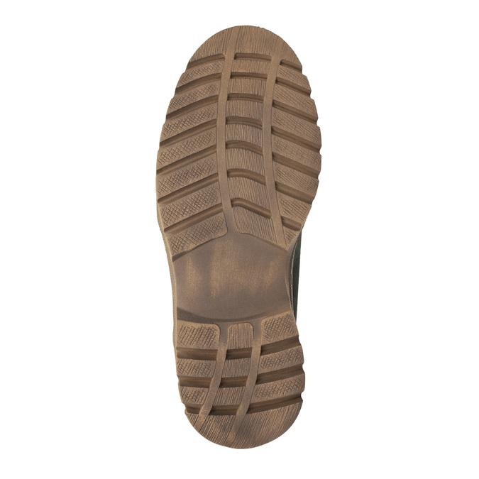 Pánská zimní obuv weinbrenner, šedá, 896-2109 - 26