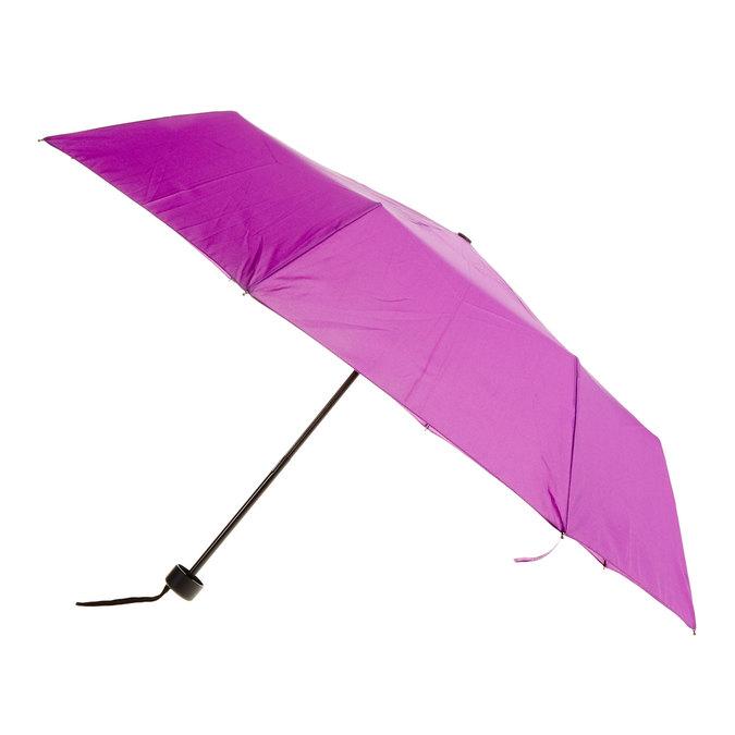 Skládací deštník bata, fialová, 909-0600 - 13