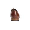 Kožené polobotky se vzorem bata, hnědá, 826-3813 - 17