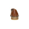 Dámské kožené Loafers bata, 2020-516-4603 - 17