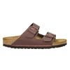 Dětská domácí obuv birkenstock, hnědá, 361-4015 - 15
