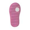 Dívčí kotníčková obuv s kytičkami bubblegummers, růžová, 121-5612 - 26