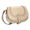 Dámská Crossbody kabelka s klopou bata, béžová, 961-2337 - 13