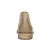 Kožené Chelsea Boots bata, béžová, 594-8432 - 17