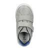 Kožené dětské tenisky na suché zipy mini-b, 2020-214-2600 - 19