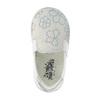 Kožené dětské Slip-on bubblegummers, bílá, 123-1600 - 19