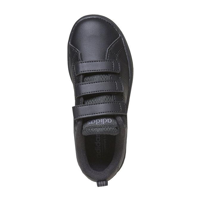 Dětské tenisky na suché zipy adidas, černá, 301-6168 - 19