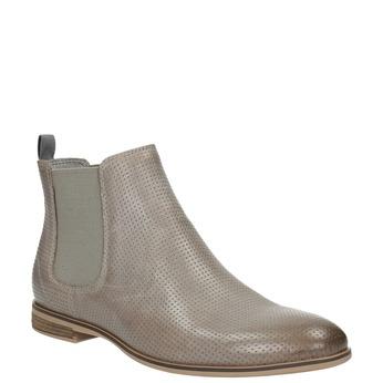 Dámská obuv v Chelsea stylu bata, hnědá, 596-2644 - 13