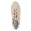 Kotníčkové tenisky se zipem bata, růžová, 523-5602 - 19