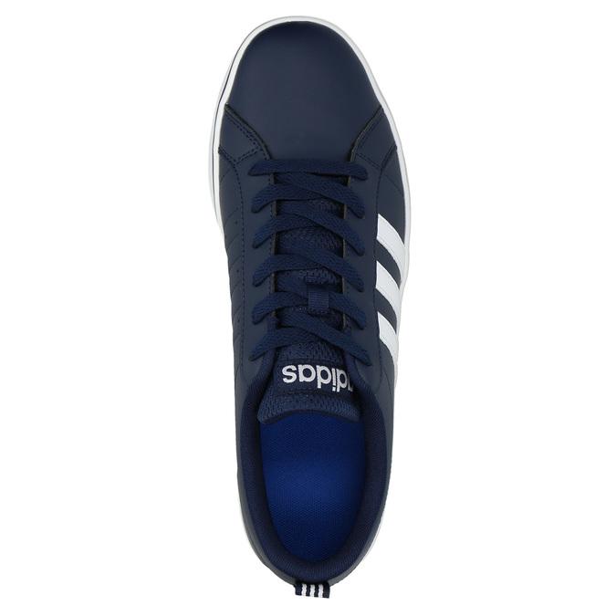 Pánské ležérní tenisky adidas, modrá, 801-9136 - 19