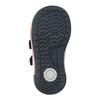 Dětské kožené boty na suché zipy bubblegummers, modrá, 116-9600 - 26