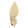 Dámské lodičky v Rose gold odstínu insolia, zlatá, 721-2604 - 26