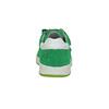 Dětské kožené tenisky zelené richter, zelená, 313-7015 - 17
