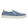 Dámská obuv ve stylu Slip-on bata, modrá, 516-9600 - 15