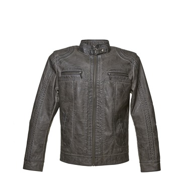Pánská prošívaná bunda bata, šedá, 971-2194 - 13