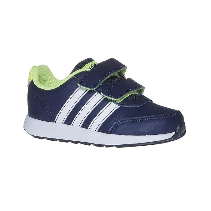 Dětské tenisky na suché zipy adidas, modrá, 109-9163 - 13