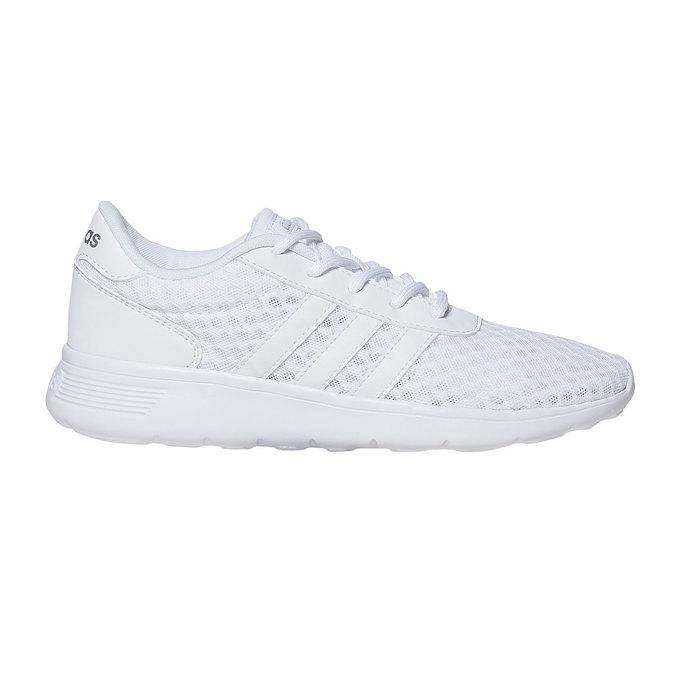 Bílé sportovní tenisky dámské adidas, bílá, 509-1335 - 15