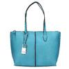 Modrá Shopper kabelka gabor-bags, tyrkysová, 961-9074 - 26