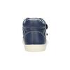 Kotníčkové dětské tenisky mini-b, modrá, 211-9606 - 17
