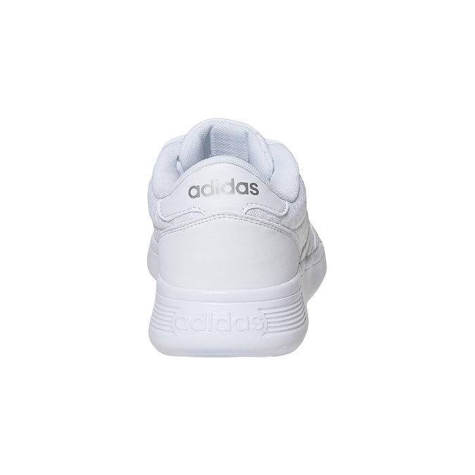 Bílé sportovní tenisky dámské adidas, bílá, 509-1335 - 17