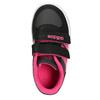 Dětské tenisky na suché zipy adidas, černá, 101-5254 - 19