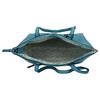 Modrá Shopper kabelka gabor-bags, tyrkysová, 961-9074 - 15