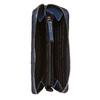Dámská kožená peněženka modrá bata, modrá, 944-9178 - 15