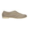 Kožené dámské polobotky bata, 2020-526-2619 - 15