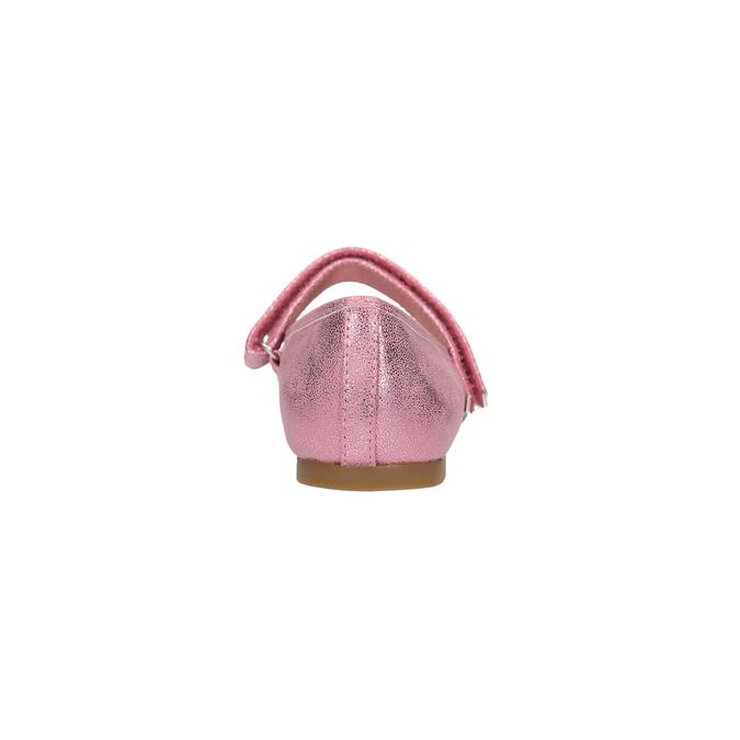 Růžové dětské baleríny mini-b, růžová, 321-5247 - 17
