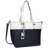 Dvoubarevná Shopper kabelka gabor-bags, modrá, 961-9087 - 13