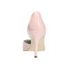 Růžové kožené lodičky insolia, růžová, 728-5635 - 17