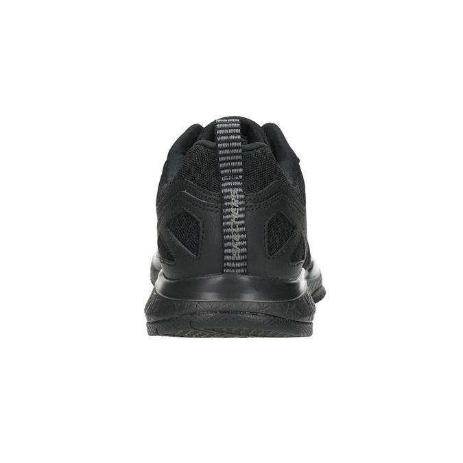 Pánské tenisky s paměťovou pěnou skechers, černá, 809-6141 - 17