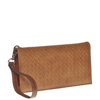 Dámská peněženka s poutkem bata, hnědá, 941-3148 - 13