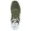 Pánské kožené tenisky new-balance, khaki, 803-7107 - 19