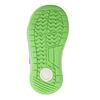 Dětská kožená obuv na suché zipy bubblegummers, šedá, 116-2600 - 26