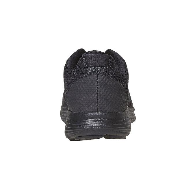 Pánské sportovní tenisky černé nike, černá, 809-6149 - 17