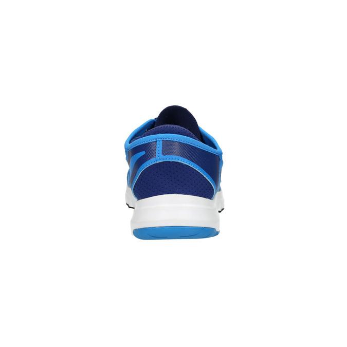 Pánská sportovní obuv salomon, modrá, 849-9034 - 17